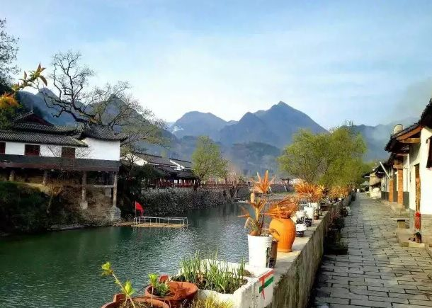 陕西西乡强力推进美丽乡村建设