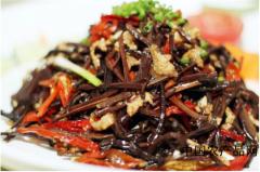 野味蕨菜生产方法