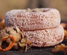 柿饼的功效和作用:秋吃柿饼可清热润肺