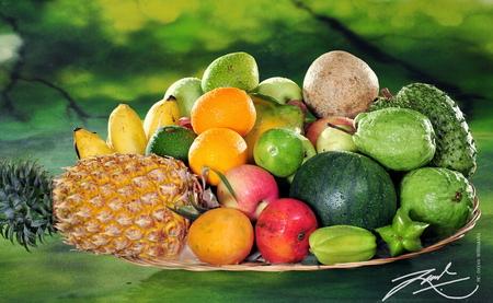 九大水果让男人更健康