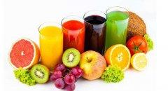 排毒喝哪些果汁蔬菜汁好呢