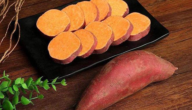 女性常吃红薯、莲藕可改善更年期浮躁